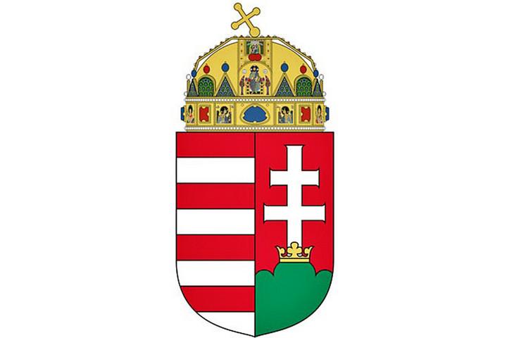 A megkoronázott címer