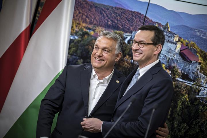 Morawiecki: A közép-európai országok közös hangja döntött