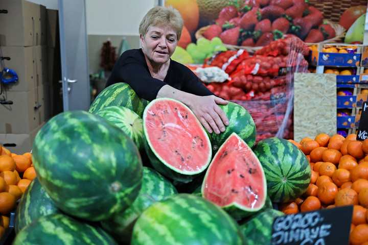 Megkezdődött a görögdinnyeszüret