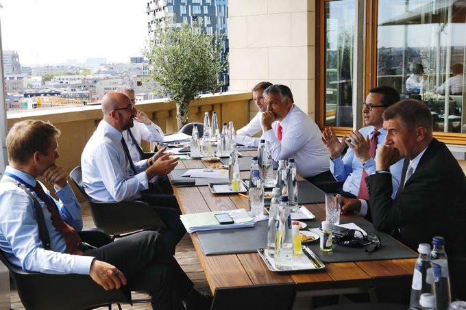 Orbán és a visegrádi négyek Olaszország legjobb szövetségesei