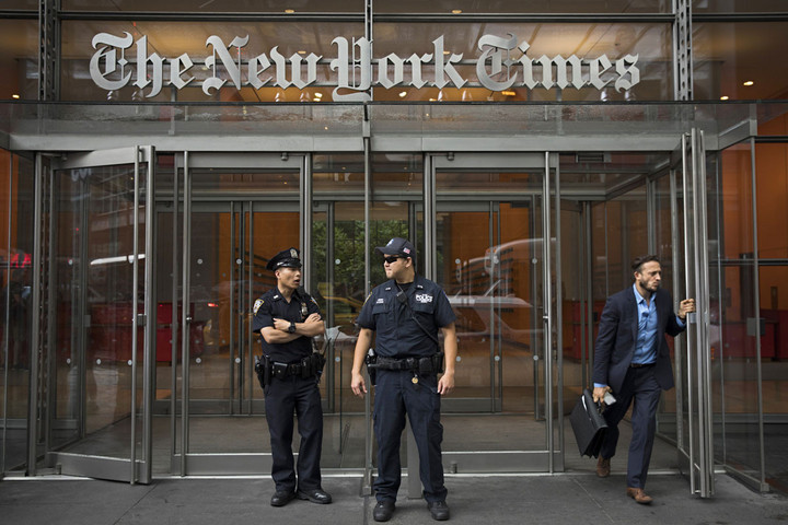 A New York Times és a rabszolgatartó múlt