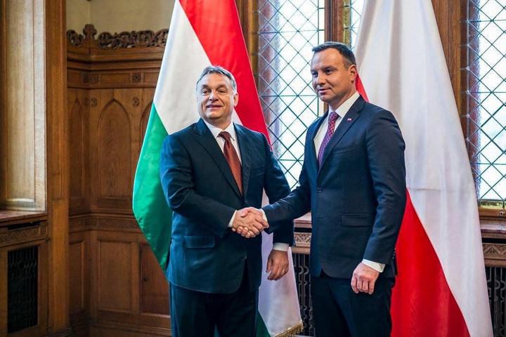 Orbán Viktor gratulált Andrzej Duda győzelméhez