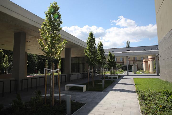 Új park nyílt a Városliget közelében