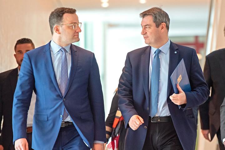 Jens Spahn lehet a válság nyertese Németországban