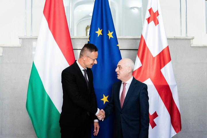 Szijjártó: A keleti partnerség az Európai Unió egyik legfontosabb politikája