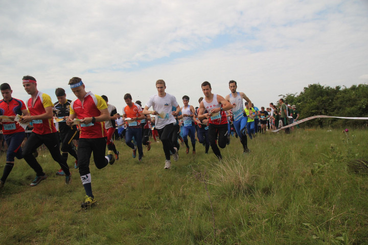 Huszonnégy órás tájfutó verseny az Alföldön