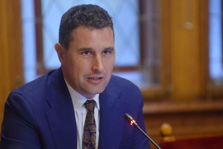Tánczos Barna Hargita megyei szenátor is elkapta a koronavírust