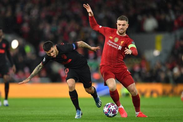 Henderson lett az Év játékosa a Premier League-ben