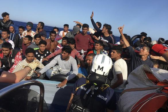 Lampedusa polgármestere migrációs vészhelyzet bejelentését kérte az olasz kormánytól