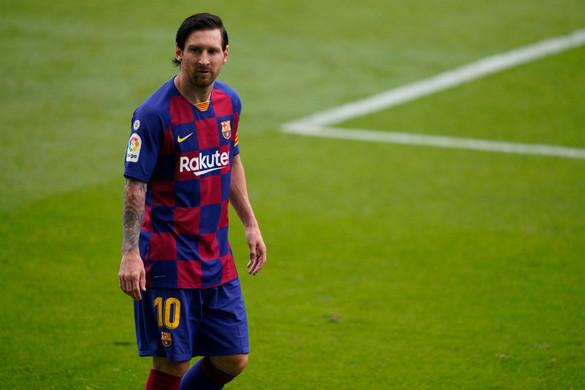 Messi jövő nyáron távozhat a Barcelonából