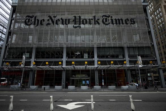 A The New York Timest tulajdonló család felmenői között rabszolgatartók is voltak