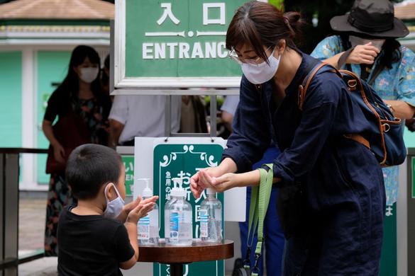 A világban már 25,6 millió a regisztrált fertőzöttek száma