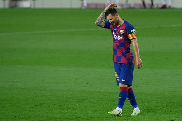 Messi: Gyenge csapat vagyunk