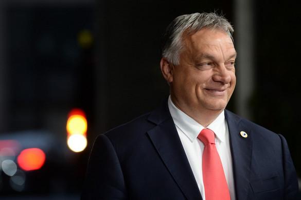 Csúcsokat döntöget Orbán Viktor támogatottsága