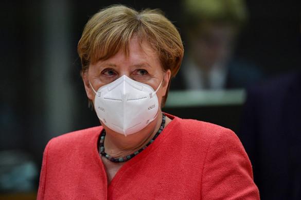 Merkel a vírushelyzet romlását várja