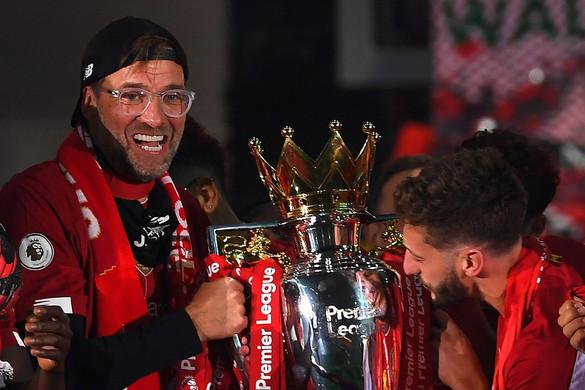 Sir Alex Ferguson is gratulált Jürgen Kloppnak