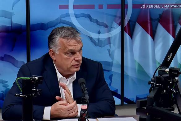 Orbán Viktor: Az EU be akar hozni 34 millió migránst, ez maga a Soros-terv