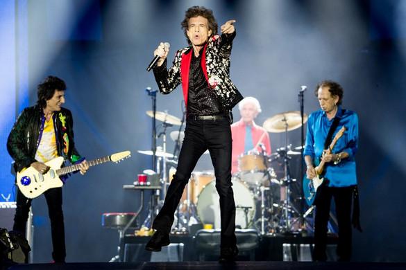 Jimmy Page is szerepelni fog az ősszel megjelenő Rolling Stones kiadványban