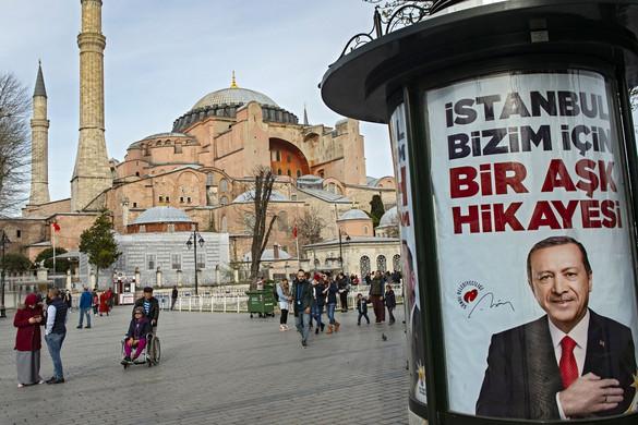 Hagia Sophia: évek óta ment az ijesztgetés