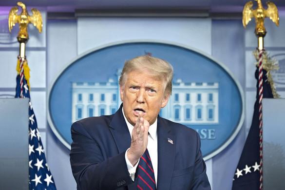 Trump betiltja a TikTokot az Egyesült Államokban