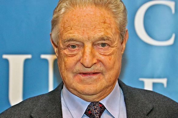 Soros György megint Magyarországot sértegeti