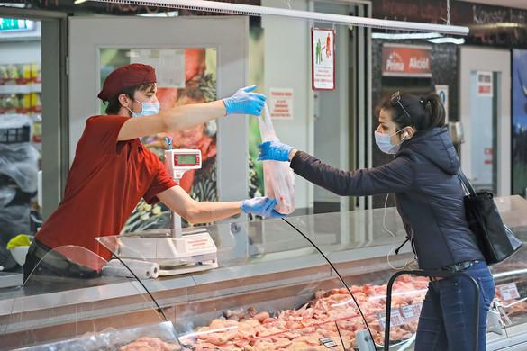 Szörnyű présbe került a húsipar