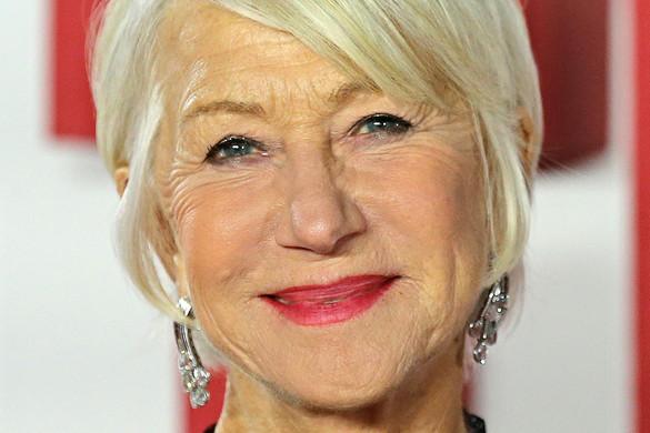 Hetvenöt éves az Oscar-díjas Helen Mirren