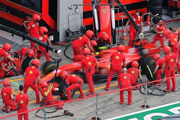 Kijavítaná az elégtelent Vettel a Stájer Nagydíjon