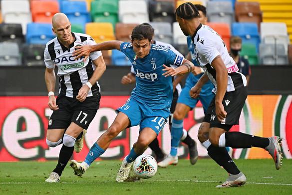 Ez az utóbbi évtized leggyengébb Juventusa