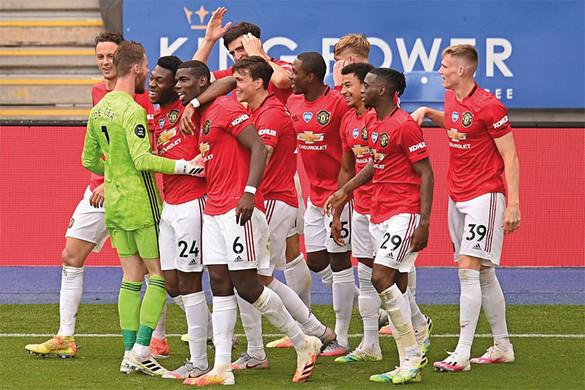 A Chelsea és a Man United mehet a Bajnokok Ligájába