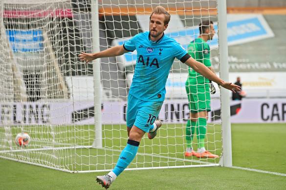 Harry Kane alig ért labdához, mégis sorsdöntő gólokat lőtt