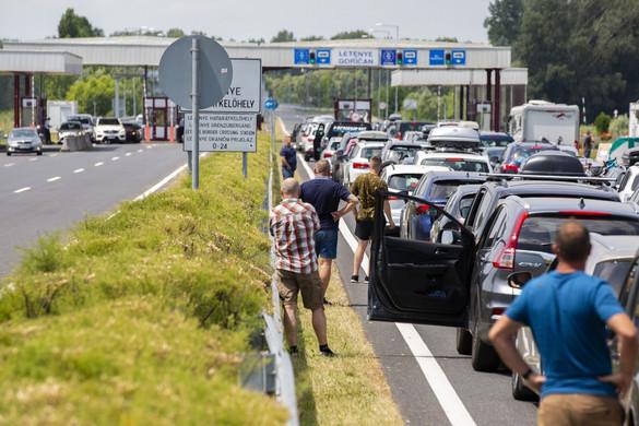 Megszűnt a határellenőrzés Magyarország schengeni belső határain