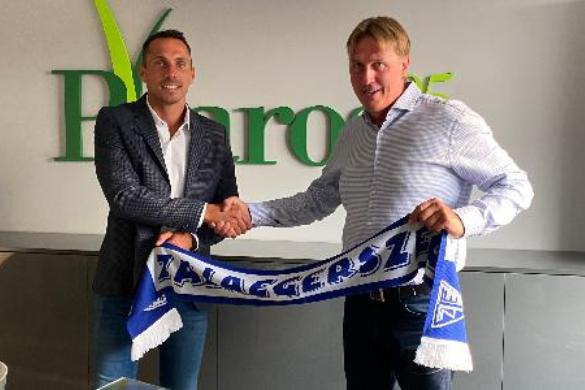 Boér Gábor a Zalaegerszeg új vezetőedzője