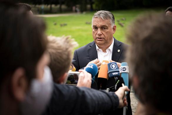 Orbán Viktor: Jó esély van a megállapodásra