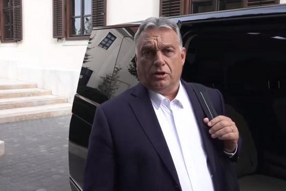 Orbán Viktor: A magyarok jövőjéről csak a magyarok dönthetnek