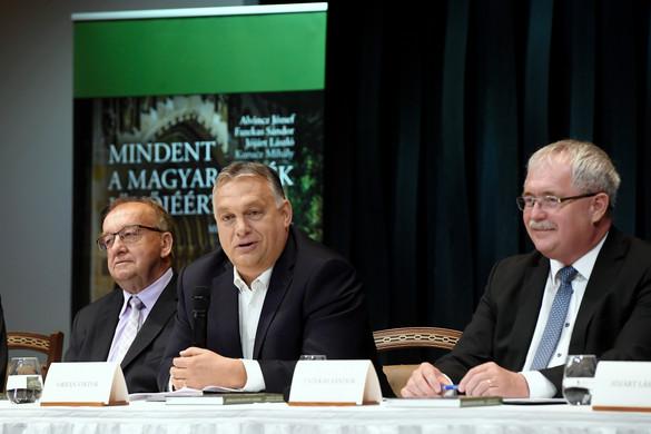 Orbán: A nemzeti önbecsülés nem képzelhető el az agrárium nélkül