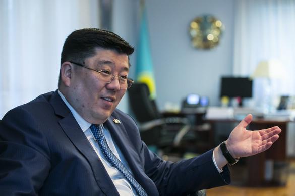 A saját útját járja Kazahsztán