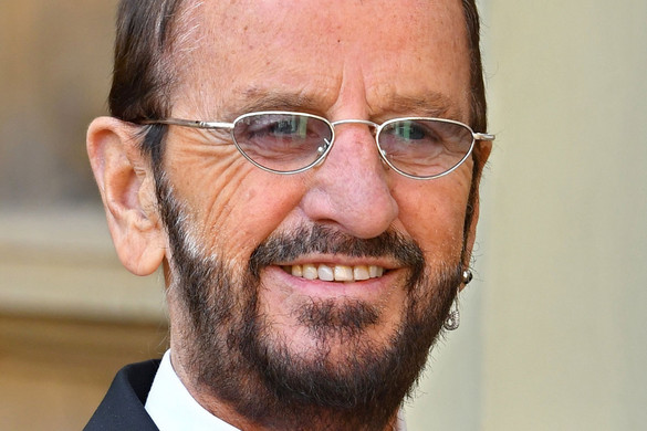 A negyedik gombafejű, Ringo Starr nyolcvanéves