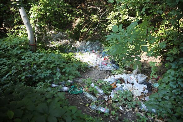 Együtt az illegális hulladéklerakás ellen