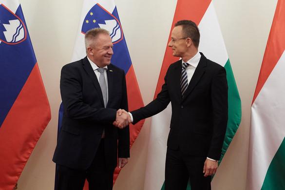 A gazdasági védekezés a legfontosabb közös feladatunk Szlovéniával