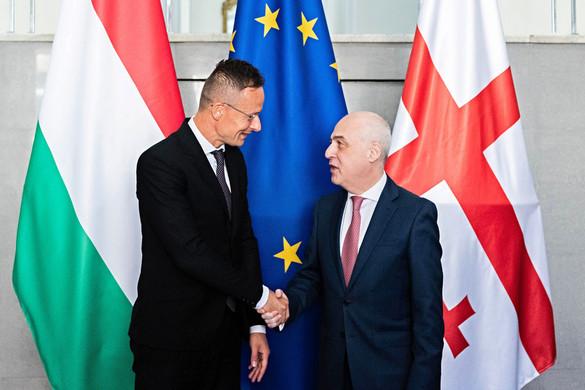 Szijjártó: Az EU csak akkor tud erős lenni, ha sok szövetségest képes felvonultatni maga mellett