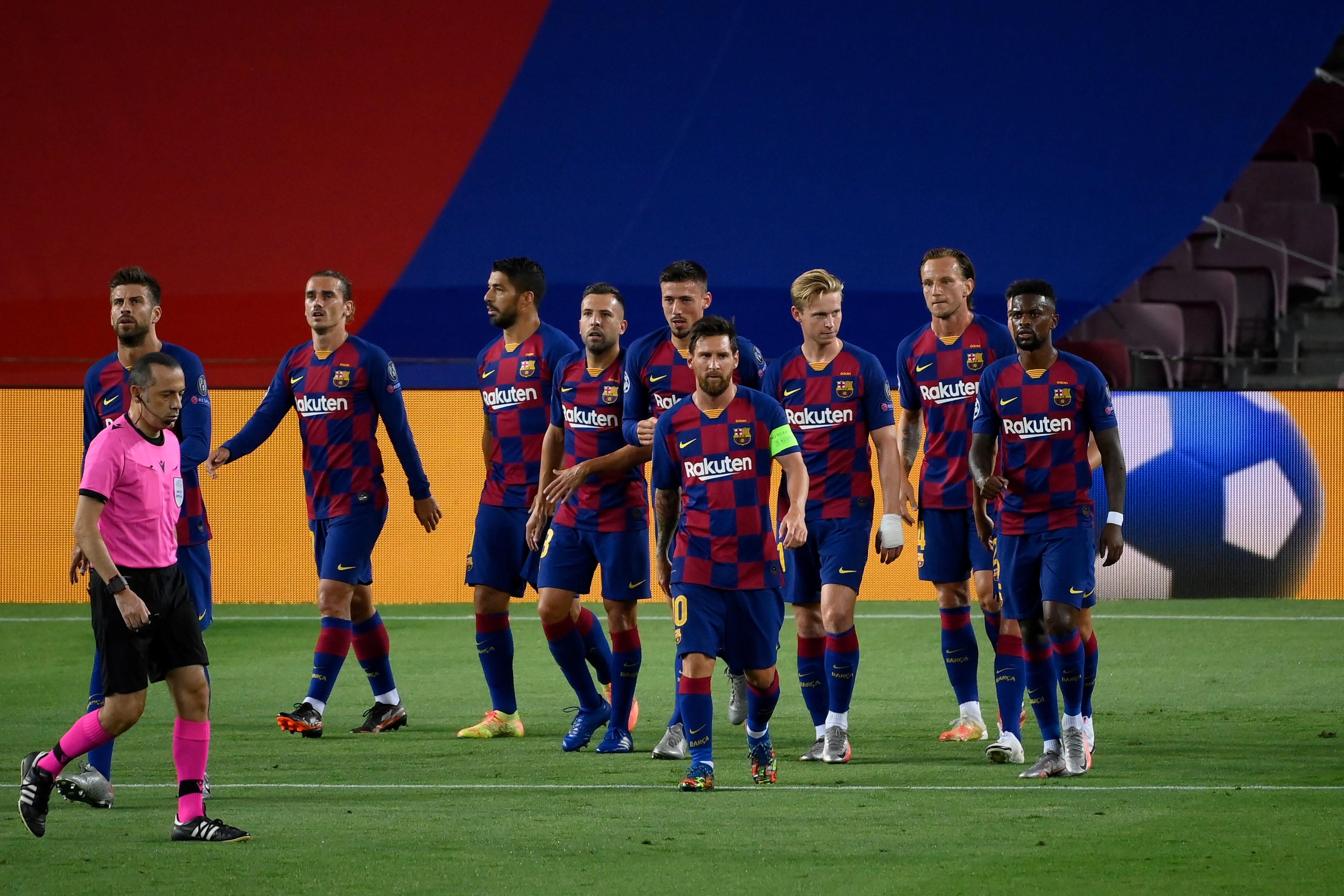 Bajnokok Ligája: Simán jutott tovább a Barcelona és a ...