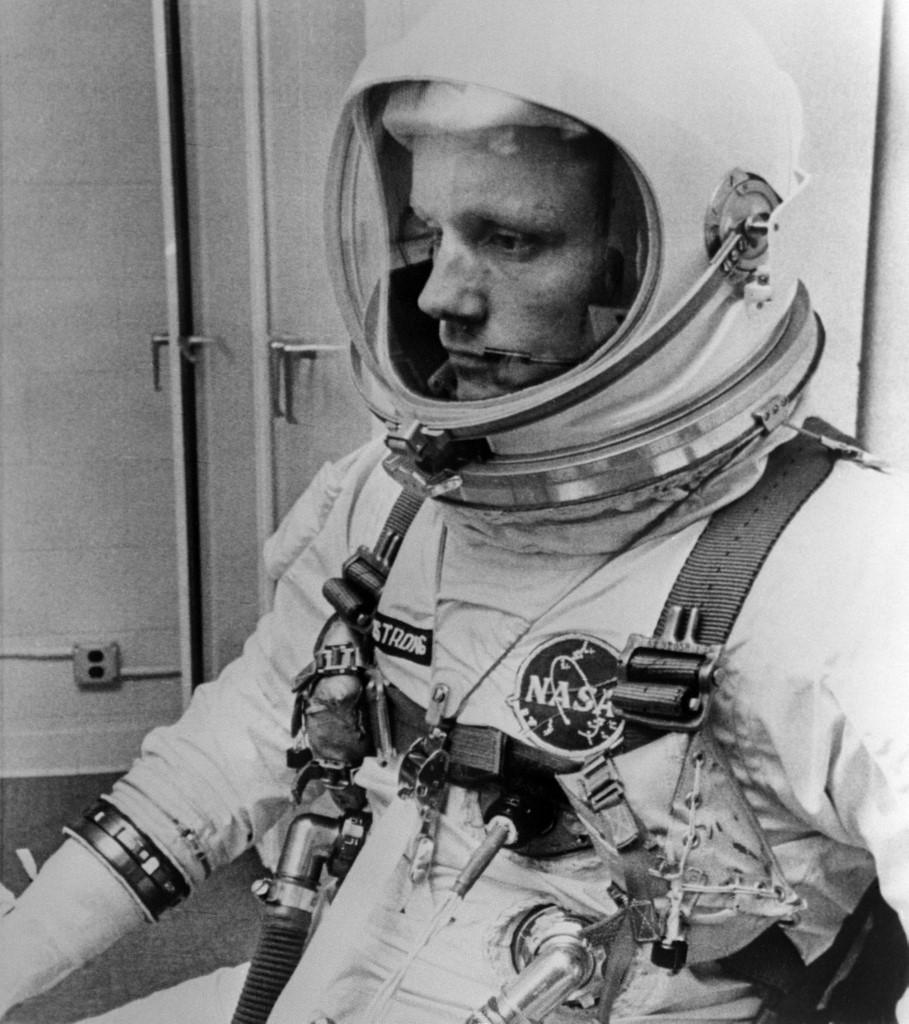Augusztus 5-én lenne kilencvenéves Neil Alden Armstrong, az első ember, aki a Holdra lépett