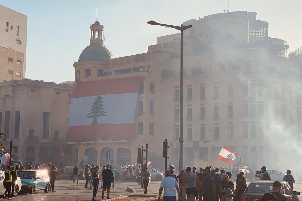 Libanon már a keddi robbanás előtt is hónapokon át forrongott