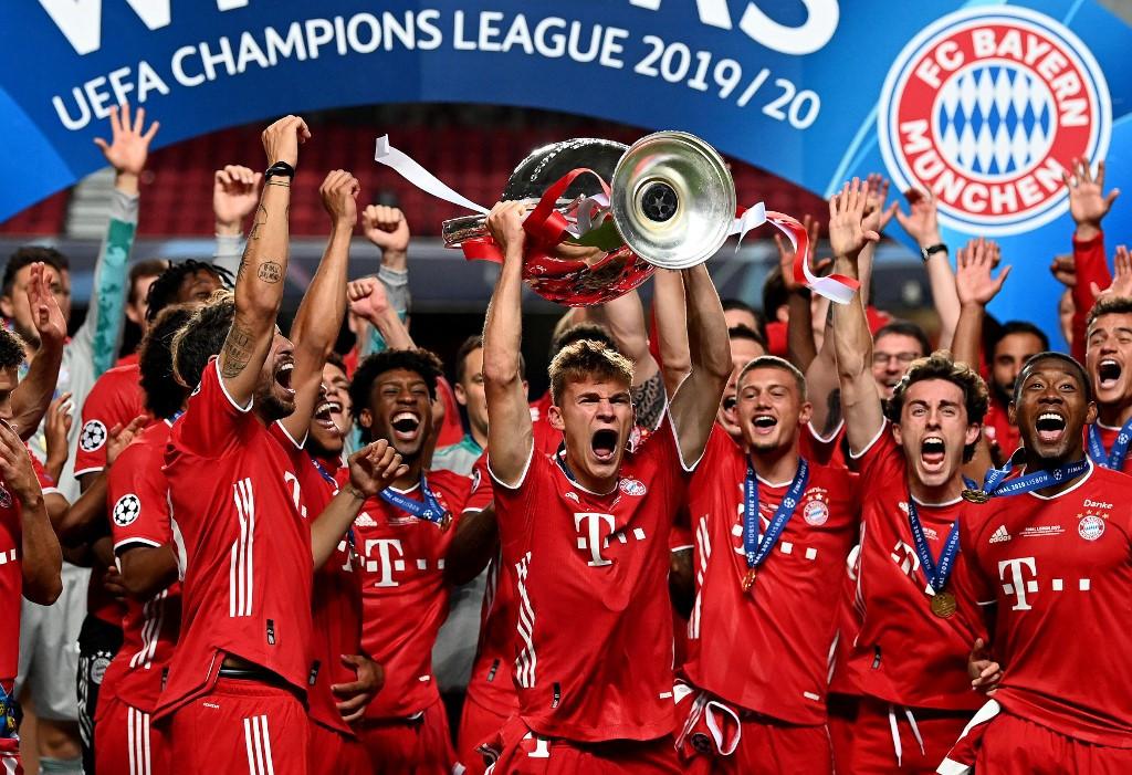 A Bayern München 1-0-s győzelmet aratott a Paris Saint-Germain felett vasárnap