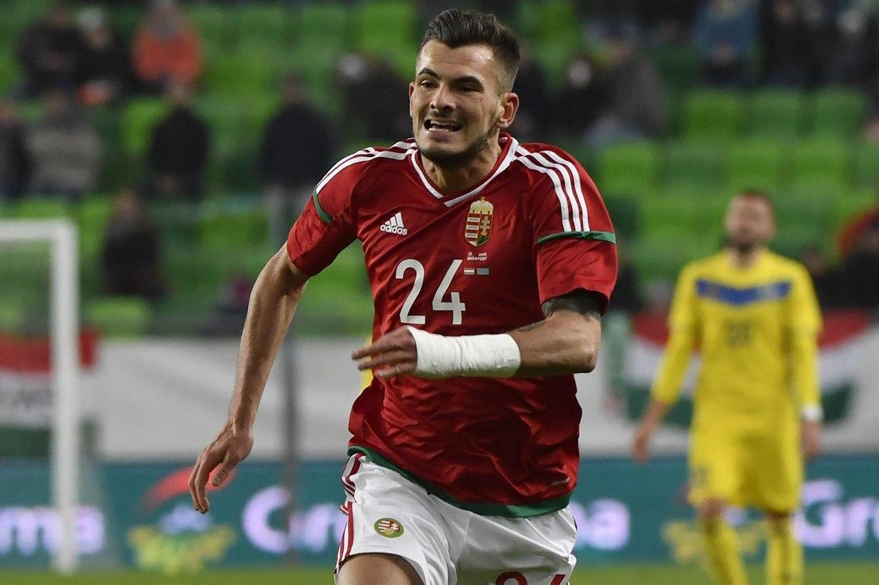 Hangya Szilveszter 2016 után léphet ismét pályára a válogatottban