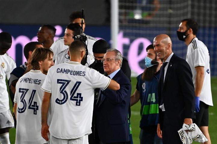 A Real Madrid senkit sem igazol