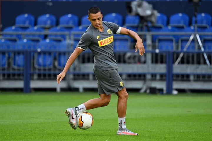 Végleges szerződést kapott az Internél Alexis Sanchez