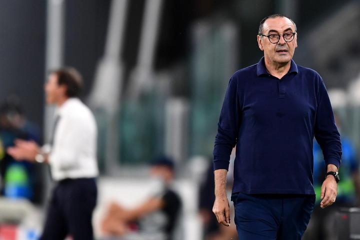 Pirlo lett Sarri utóda a Juventusnál