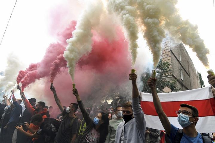 Cihanouszkaja: Készek vagyunk tárgyalni, de a küzdelmet nem adjuk fel
